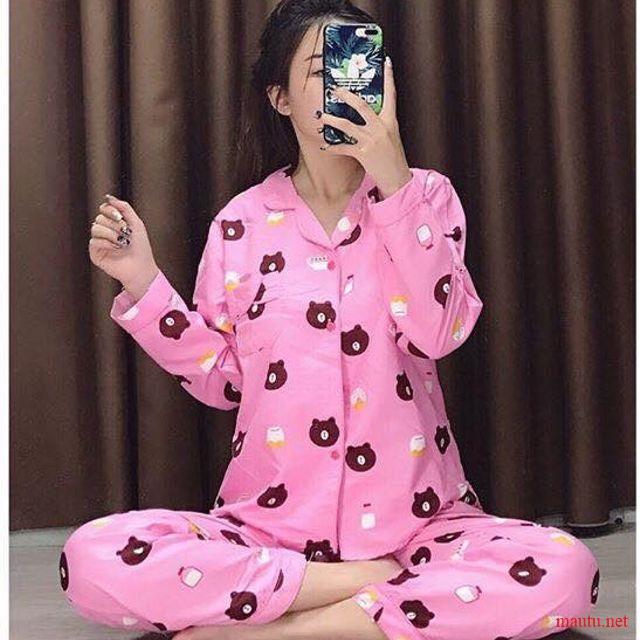 do-pyjama-cho-me-sau-sinh