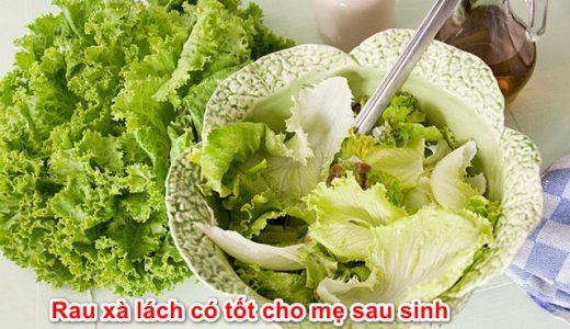 rau-xa-lach-co-tot-cho-me-sau-sinh-khong