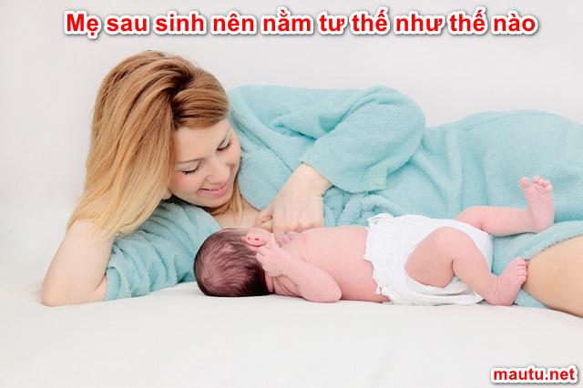me-sau-sinh-nen-nam-tu-the-nhu-the-nao